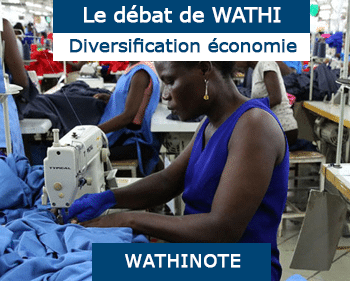 wathinote diversification economie