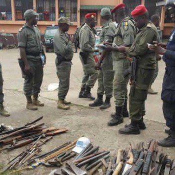 Cameroun violence armee