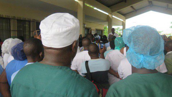 Benin-greve-secteur-sante